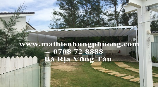 Hướng dẫn cách lắp đặt mái xếp lượn sóng tại Bà Rịa Vũng Tàu