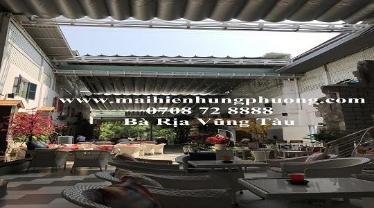 Mái xếp di động giá rẻ ở Bà Rịa Vũng Tàu