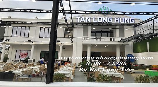 Mái xếp di động giá rẻ Bà Rịa Vũng Tàu