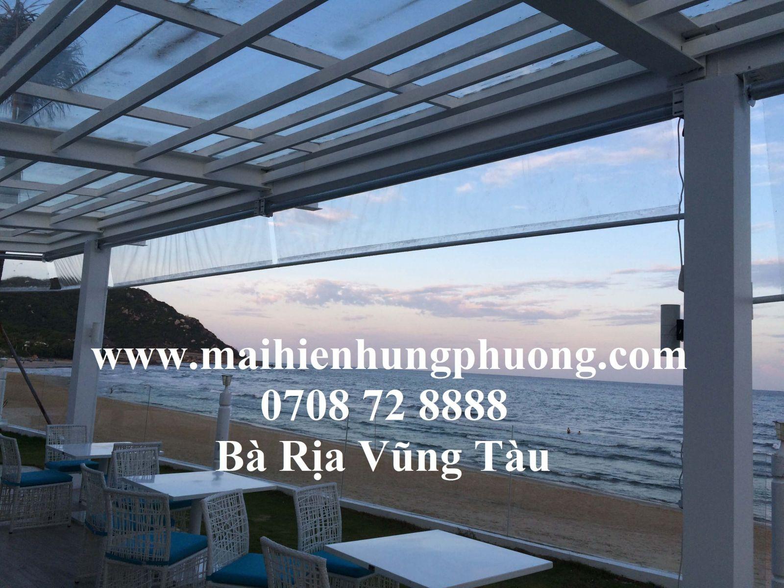 mái hiên sân thượng Bà Rịa Vũng Tàu