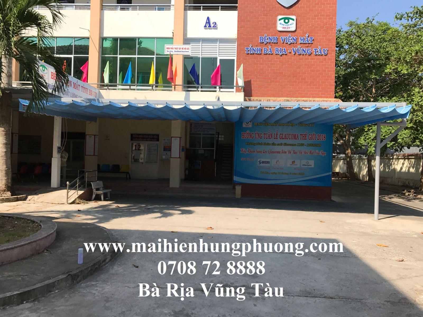Mái xếp lượn sóng giá bao nhiêu tại Bà Rịa Vũng Tàu